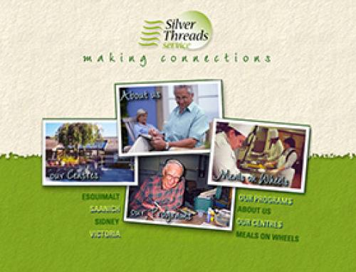 Silver Threads Website